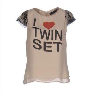 TWIN-SET Blouse - I ❤️ TWINSET